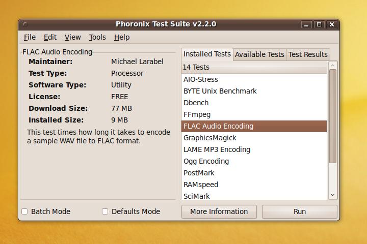 ubuntu] Phoronix test suite is making me tear my hair out